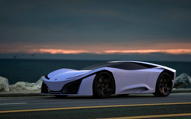 Futurista Lamborghini Madura. Ver en línea los mejores ...