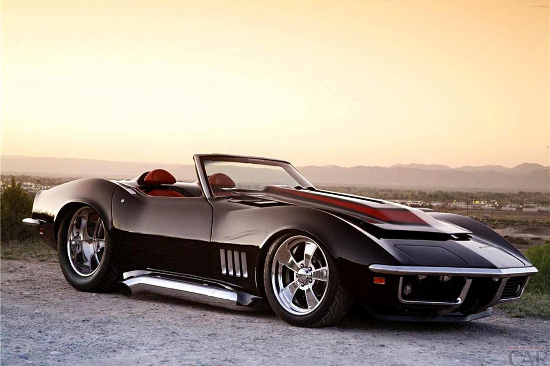 Kelebihan Chevrolet Corvette 1969 Spesifikasi