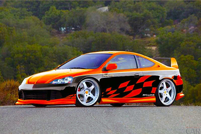 Acura Sport Car