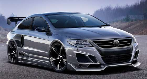 Beautiful Tune VW Passat.