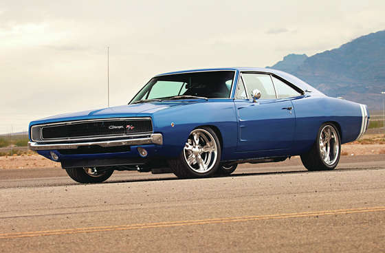 Dodge Chargers.