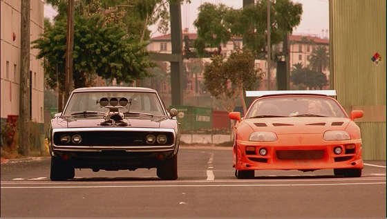 Fast and Furious papel de parede.