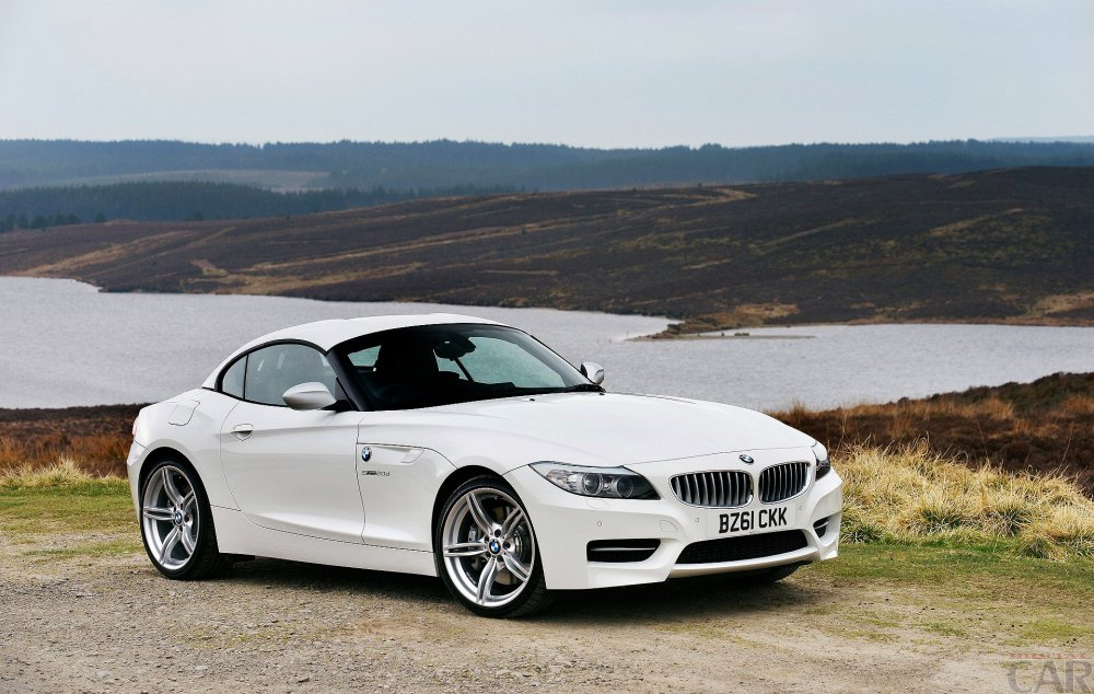 Beautiful inspiring car BMW Z4.