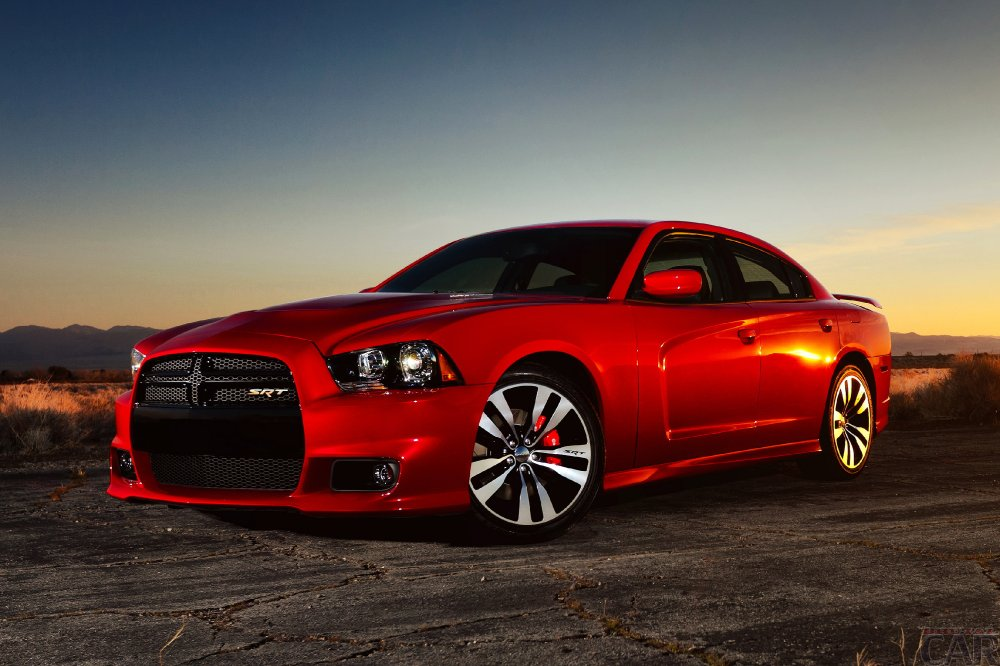Cool Dodge Charger.