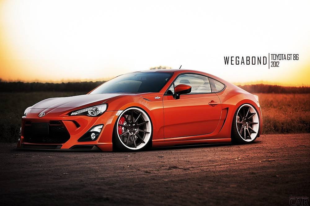awesome tuned toyota gt86 watch online beautiful widescreen pictures of beautiful cars. Black Bedroom Furniture Sets. Home Design Ideas