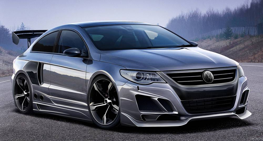 Belle Tune VW Passat.