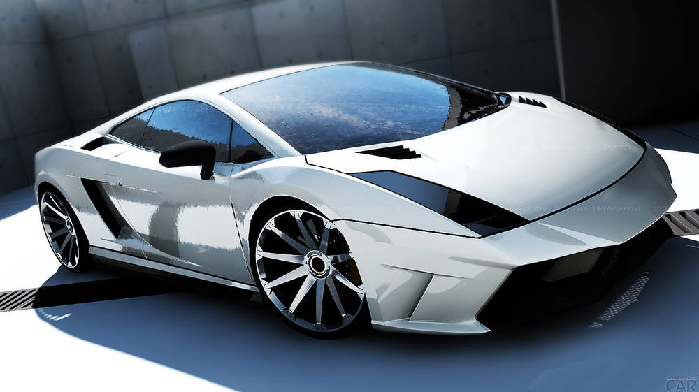 Beautiful Lamborghini Gallardo.