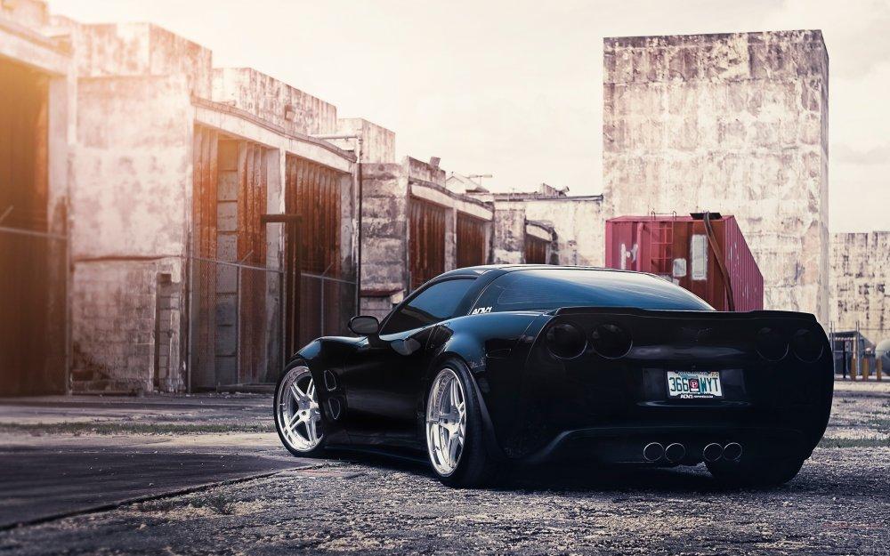 slap agile agile voiture chevrolet corvette zr1 dans la couleur noire mystique. Black Bedroom Furniture Sets. Home Design Ideas
