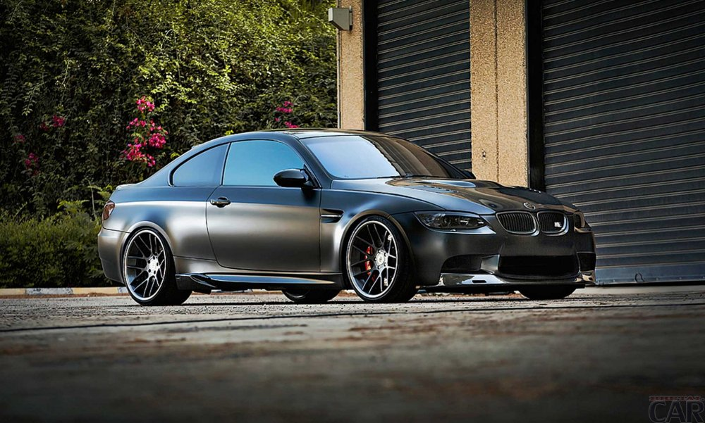 Sfondi con avanguardia carriola BMW M3 Coupe