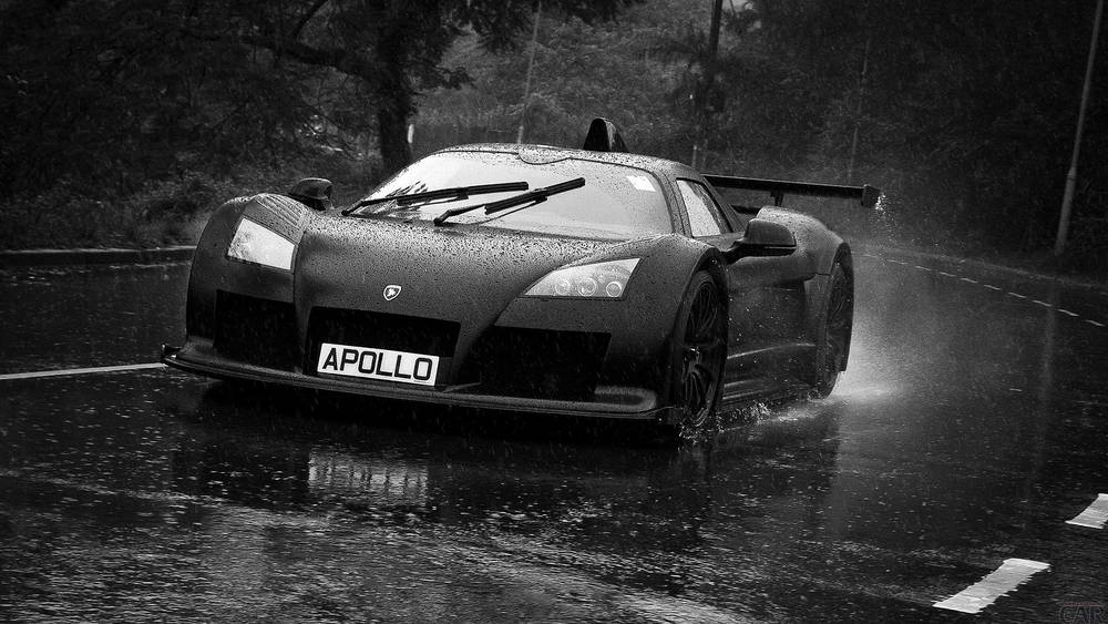 Ideale Gumpert Apollo.