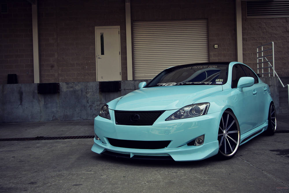 Lovely Lexus GS.