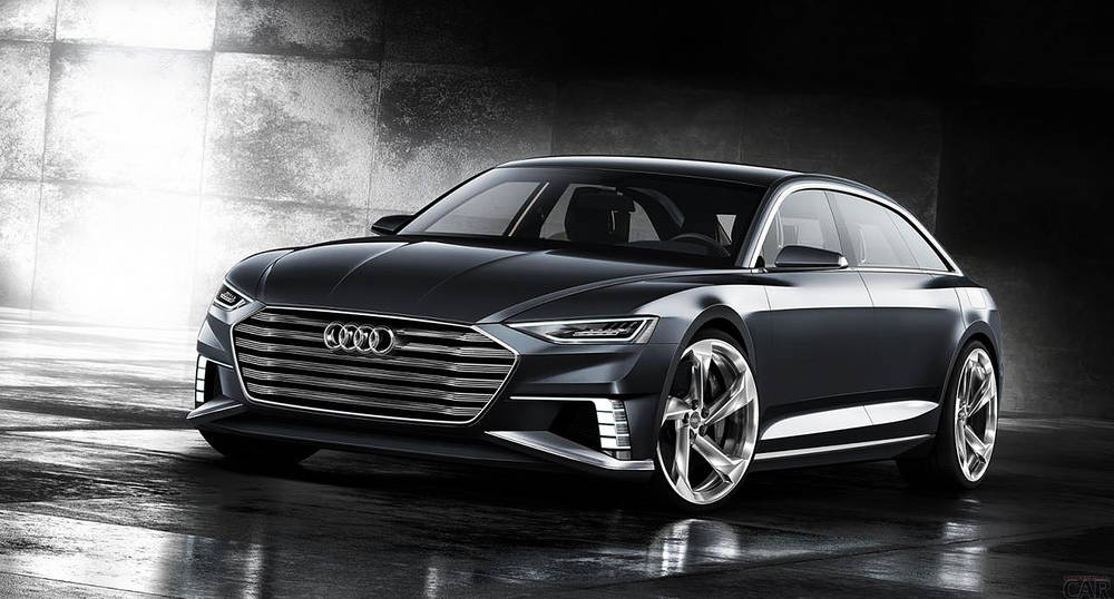 Audi Avant Prologue.