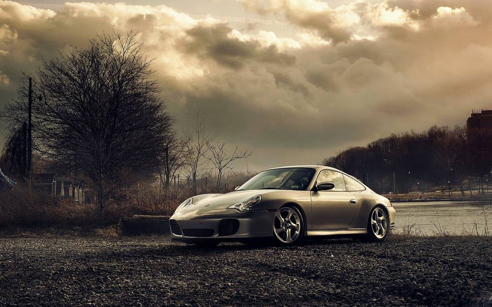 The Porsche 911 wallpaper.