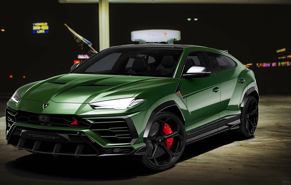Lamborghini Urus wallpapers hd télécharger gratuitement.