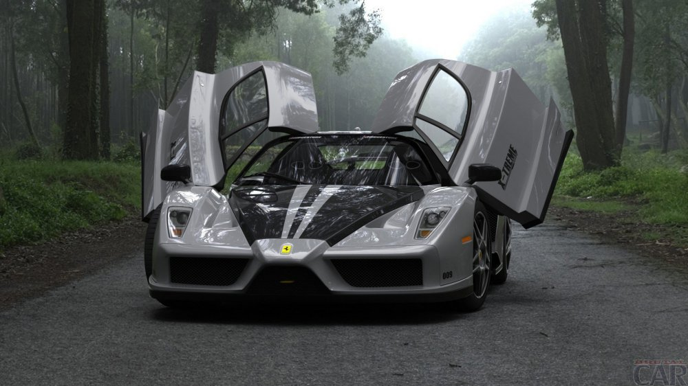 Wallpapers com catchy preferido carro Ferrari Enzo XX