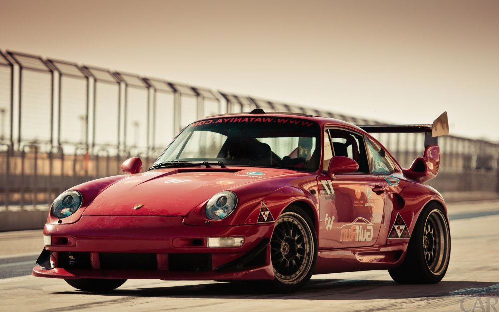 Wallpapers Serious imported car Porsche 911 S