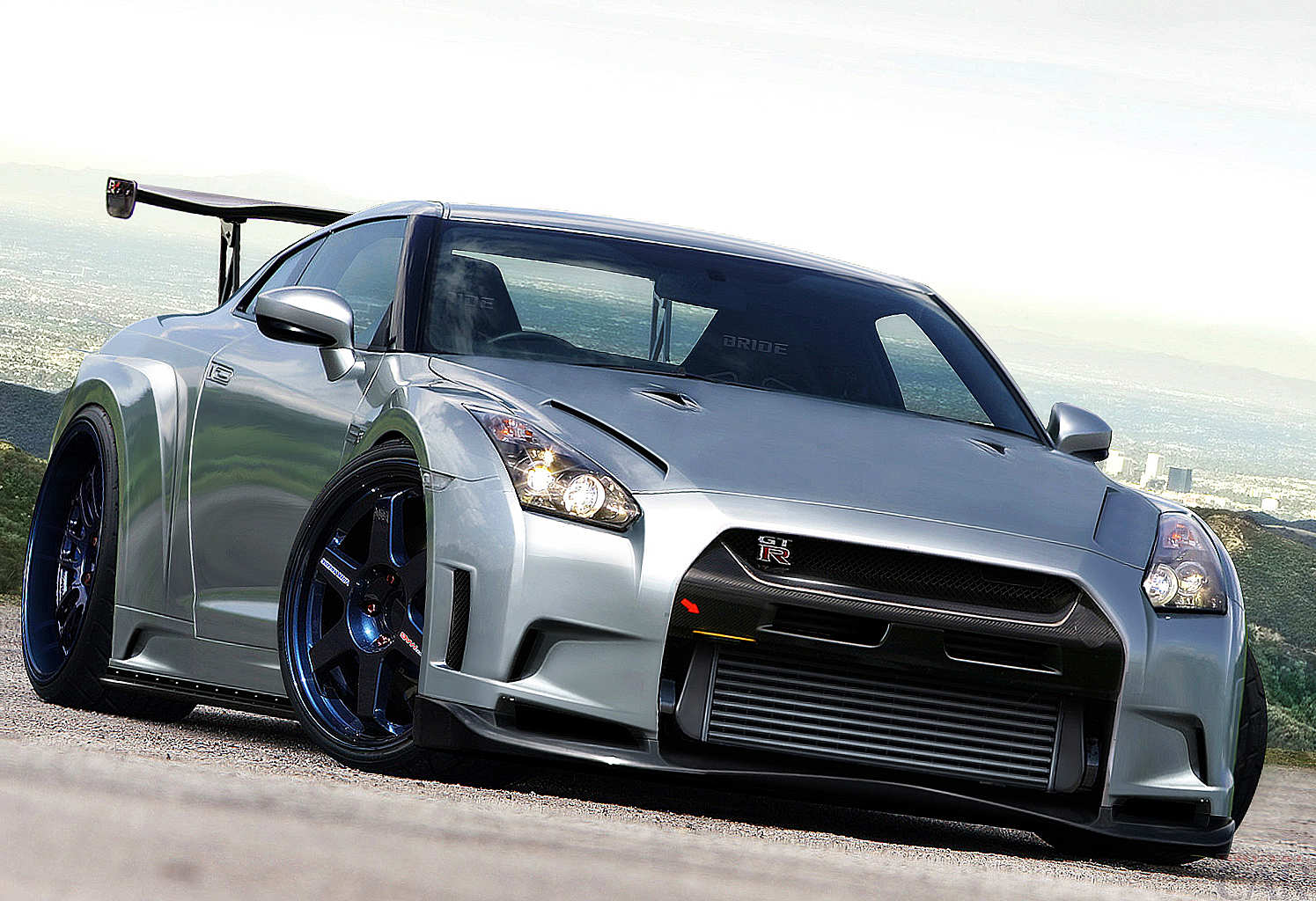 cars nissan r35 gt - photo #47