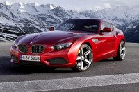 Vehicle with expressive adventurous name BMW Z4 Zagato Coupe.