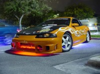 A foto do carro Mitsubishi Eclipse Gsx Turbo