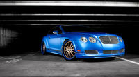 Precioso Bentley Continental GT.