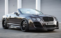 Tuning auto estupendo Bentley Continental GT.