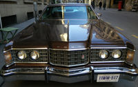 Clássico Ford LTD.