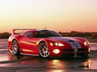 Wallpapers com positivo apaixonado carro Dodge Viper