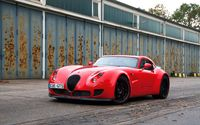 Wiesmann GT MF5 wallpaper.
