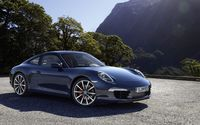 The Porsche 911 Carrera S.