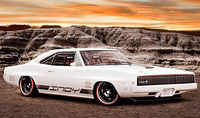Muscle car wallpaper.
