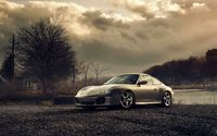 Der Porsche 911 Wallpaper.