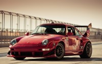Wallpapers Serious importiert Porsche 911 S